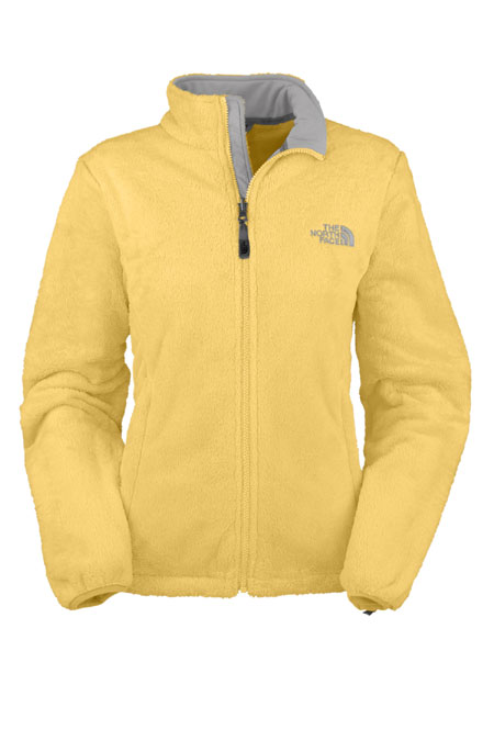 The North Face Osito Jacket Women's (Daffodil Yellow)