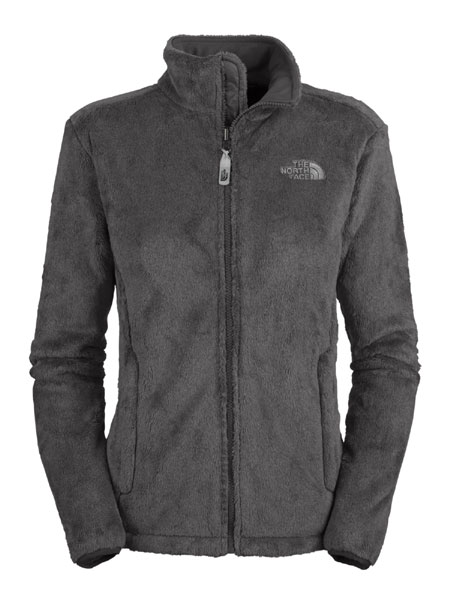 The North Face Osito Jacket Women's (Graphite Grey)
