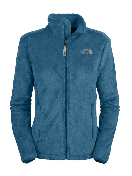 The North Face Osito Jacket Women's (Octopus Blue)