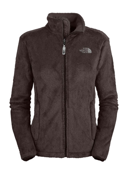 The North Face Osito Jacket Women's (Brunette Brown)
