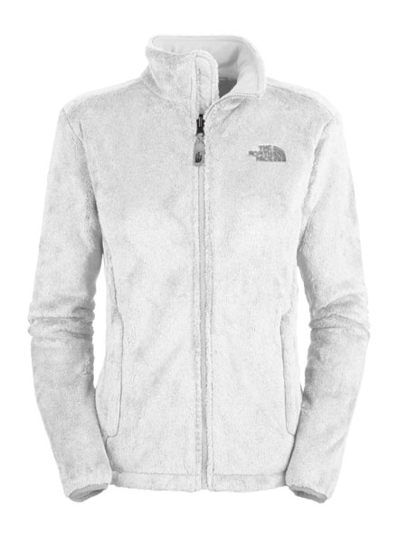 The North Face Osito Jacket Women's (TNF White)