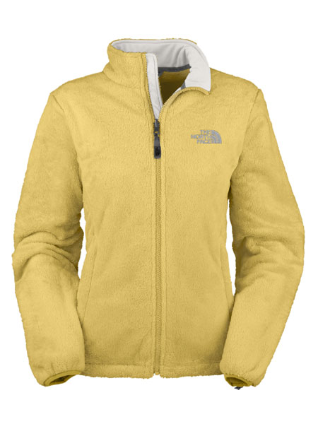 The North Face Osito Jacket Women's (Mayan Yellow)