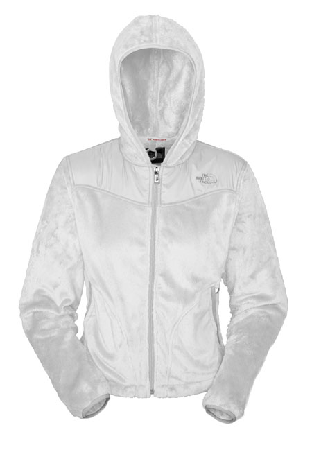 The North Face Oso Hoodie Women's (White)