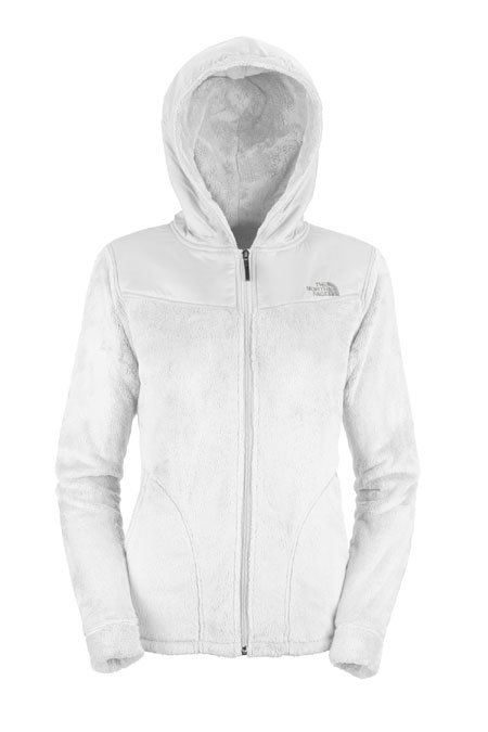 The North Face Oso Hoodie Women's (TNF White)