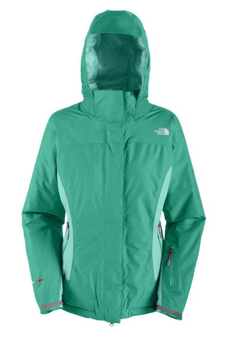 The North Face Plasma Thermal Jacket Women's (Kokomo Green)