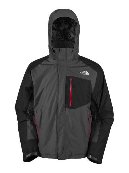 The North Face Plasma Thermal Jacket Men's (Asphalt Grey)