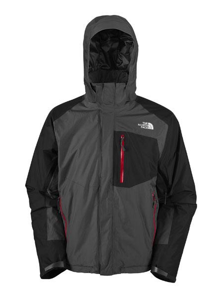 The North Face Plasma Thermal Jacket Men's (Asphalt Grey)