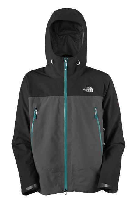 The North Face Point Five Jacket Men's (Asphalt Grey / TNF Black