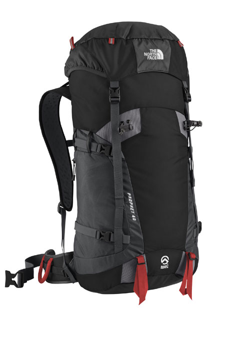 The North Face Prophet 40 Technical Backpack (TNF Black)
