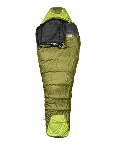 The North Face Re Meow 20F / Synthetic Sleeping Bag (Anemone Gre