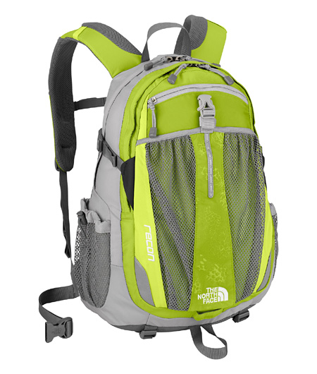 The North Face Recon Day Backpack (Truckee Green)