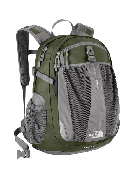 The North Face Recon Daypack (English Green)