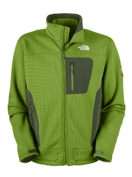 The North Face Sayulita Jacket Men's (Scottish Moss Green)