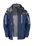 The North Face Shaka Triclimate Jacket Men's (Iceland Blue)