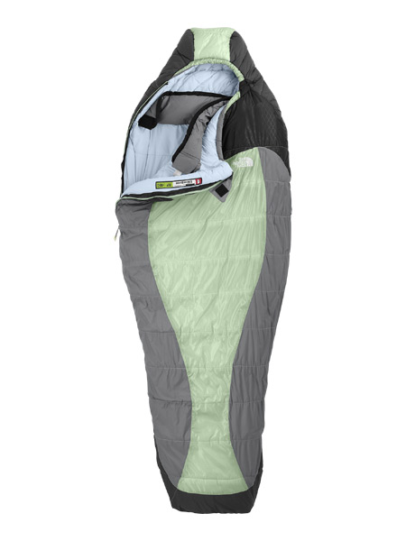 The North Face Snowshoe 0f Synthetic Sleeping Bag Women S Kelpi
