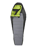 The North Face Superlight 0F Down Sleeping Bag (Lime Green)