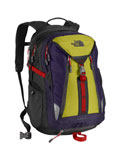 The North Face Surge Daypack (Deep Purple)