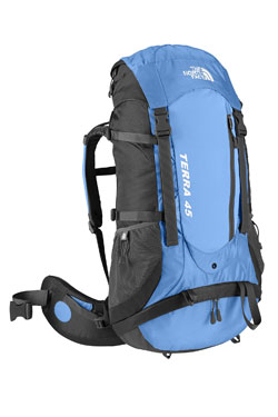 The North Face Terra 45 Hiking Backpack Women's