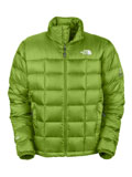 The North Face Thunder Jacket Men's (Scottish Moss Green)