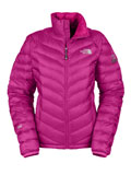 The North Face Thunder Jacket Women's (Fusion Pink)