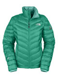 The North Face Thunder Jacket Women's (Kokomo Green)