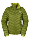 The North Face Thunder Jacket Women's (Olivetto Green)