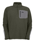 The North Face TKA 100 Classic Trinity Alps Fleece Pullover Men's