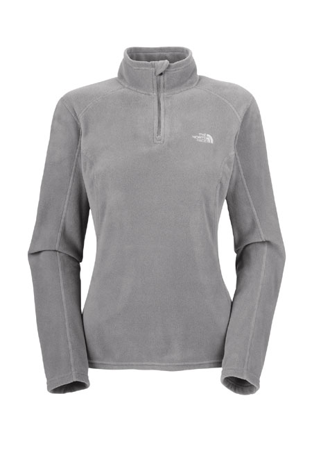 The North Face TKA 100 Microvelour Glacier 1/4 Zip Women's (Pach