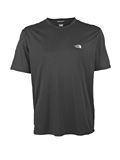 The North Face Velocitee Crew Men's (Asphalt Grey)