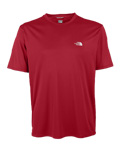 The North Face Velocitee Crew Men's (TNF Red)