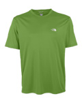 The North Face Velocitee Crew Men's (Scottish Moss Green)