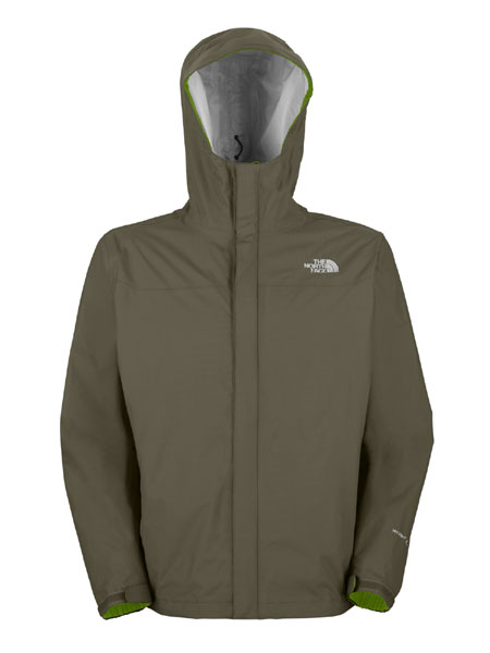 The North Face Venture Jacket Men's (T Fig Green)