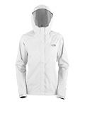 The North Face Venture Jacket Women's (White / White / White)