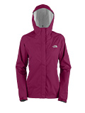 The North Face Venture Jacket Women's (Loganberry Red)