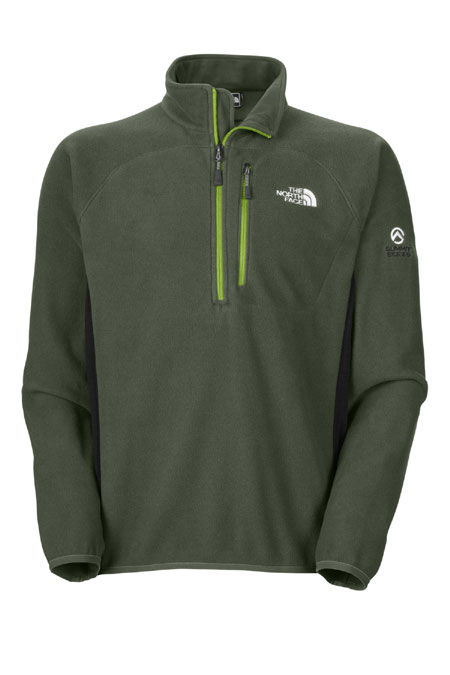 The North Face Vicente Pullover Men's (Dark Cedar Green)