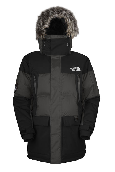 The North Face Vostok Parka Men's (Asphalt Grey)