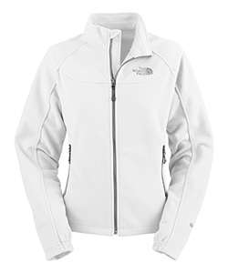 The North Face Windwall 1 Jacket Women's (White)