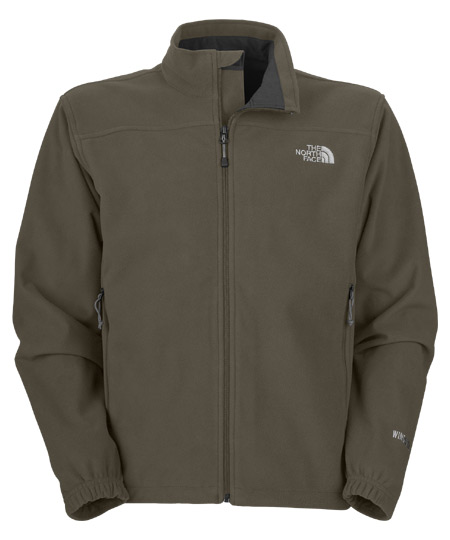 The North Face Windwall 1 Jacket Men's (New Taupe Green)