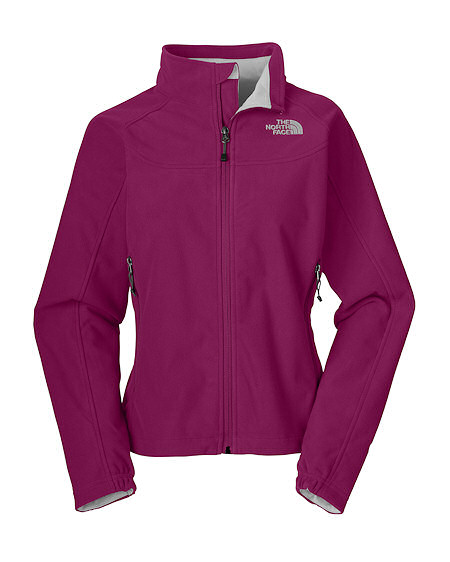 The North Face WindWall 1 Jacket Women's (Berry Lacquer Purple)
