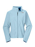 The North Face WindWall 1 Jacket Women's (Pale Blue)