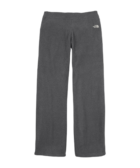 The North TKA Microvelour Pant  Women's (Graphite Grey Heather)
