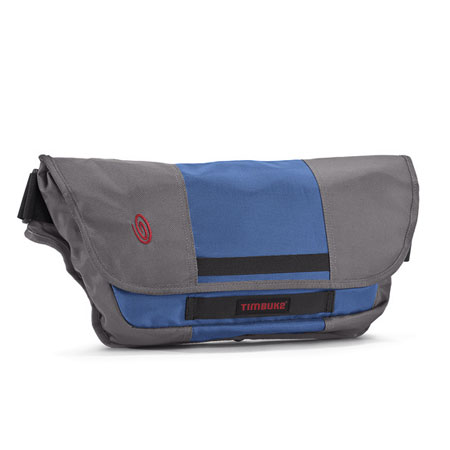 Timbuk2 Catapult Sling Shoulder Bag (Gunmetal / Blue / Black)