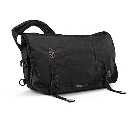Timbuk2 Classic Messenger Bag (Black / Black / Black)