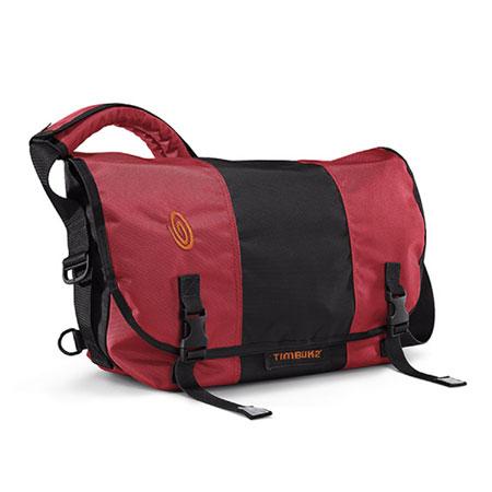 Timbuk2 Classic Messenger Bag (Rev Red / Black / Rev Red)
