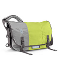 Timbuk2 Classic Messenger Bag (Silver / Lime-aide / Lime-aide)