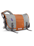 Timbuk2 Classic Messenger Bag (Silver / Safety Cone / Silver)