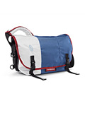 Timbuk2 Classic Messenger Bag (White / Blue / Blue)