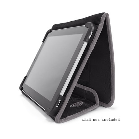 Timbuk2 Kickstand Case for the iPad (Black / Gunmetal)