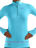 Under Armour Base 2.0 1/4 Zip Women's
