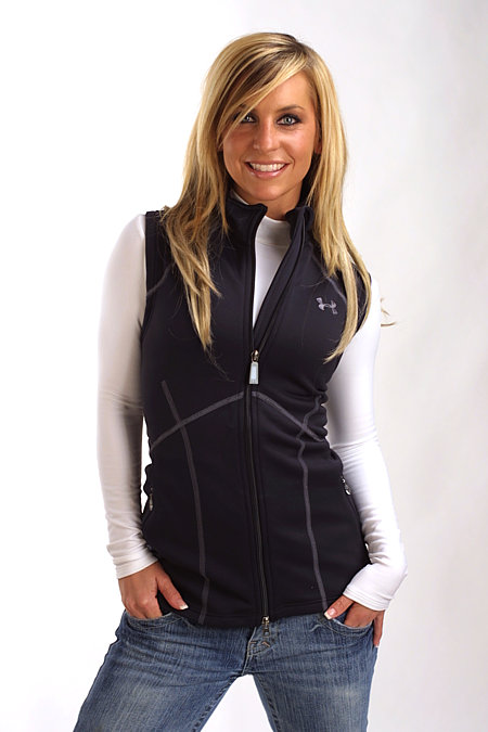 Under Armour ColdGear Armourstretch Vest Women's (Black)